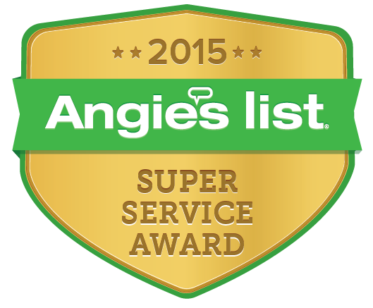 Angie's List Super Service Award 2015 Superior Fabric Cleaners