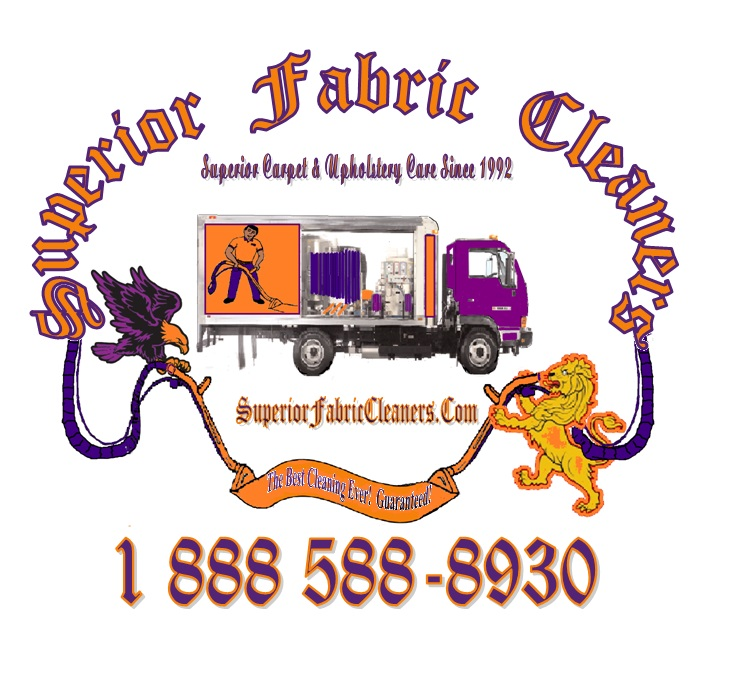Northern Va Best Carpet Cleaning Logo