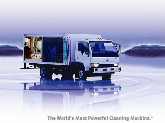 """Worlds Most Powerful Carpet, Uhpolstery, Tile and Grout Cleaning Machine"""